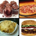 Unhealthy fat free foods