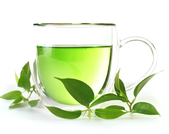 pros and cons of green tea diet