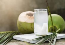 Drinking coconut water helps in losing weight?