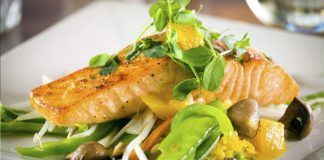 Amazing Health Benefits of Salmon in Weight Loss