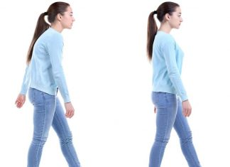 Can A Better Posture Help In Weight Loss