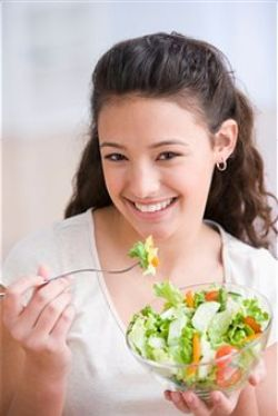 Healthy Eating Tips for Teenage Girls