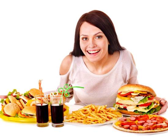 deal with fast food addiction in adults