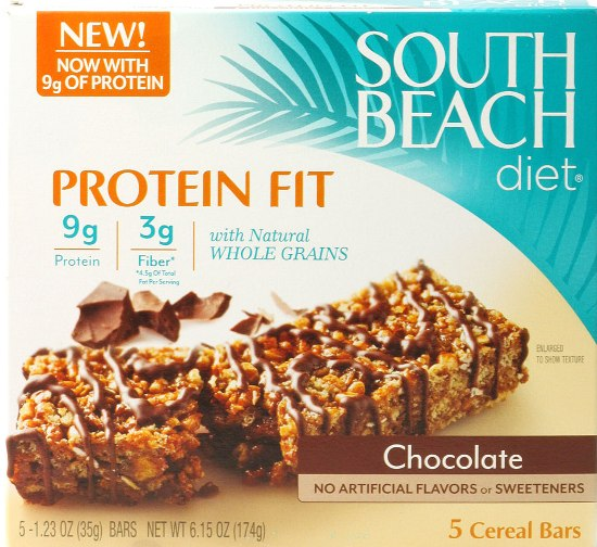 breaches in the south beach diet
