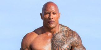 "Dwayne Johnson, ""The Rock"""